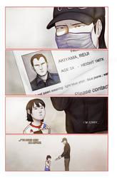 Ajin Fanzine - Sorry by Chooone