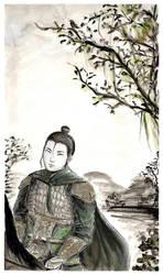 Hua Mulan by Chooone