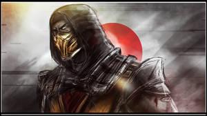 Mortal Kombat 11 - Scorpion by Chooone
