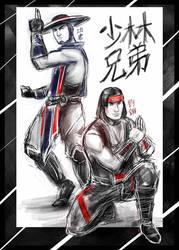 MK11 - We are Shaolin! by Chooone