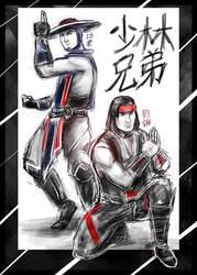 MK11 - We are Shaolin!