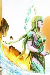 MK11 - Cetrion, Elder Goddess