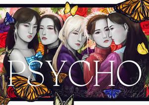Red Velvet - Psycho