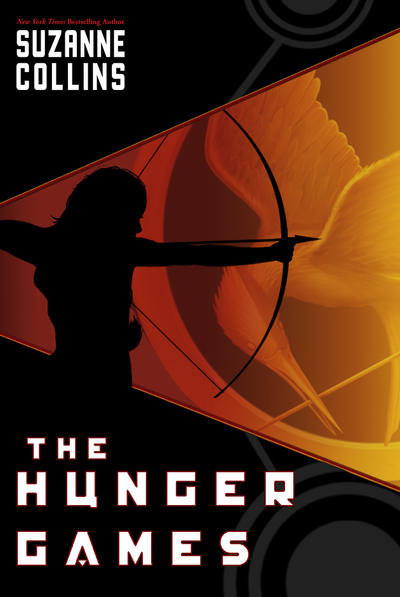 Hunger Games - cover redesign by The-Paper-Pony on DeviantArt