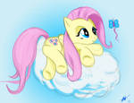 Fluttershy and the Butterfly