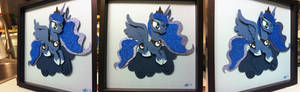 Commission: Luna Shadowbox