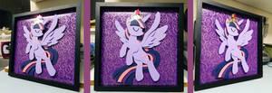 Shadowbox: Alicorn Twilight