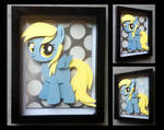 Shadowbox:  Filly Derpy