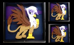 Commission: Gilda the Griffon