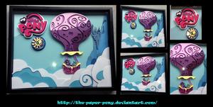 Bronycon Auction Piece: Twilight's Magic Balloon