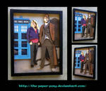 Shadowbox: 10th Doctor and Rose