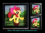 12 x 12 Applebloom Shadowbox