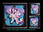 12 x 12 Cadance Shadowbox