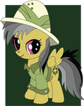 Commisson: Filly Daring Do 8x10