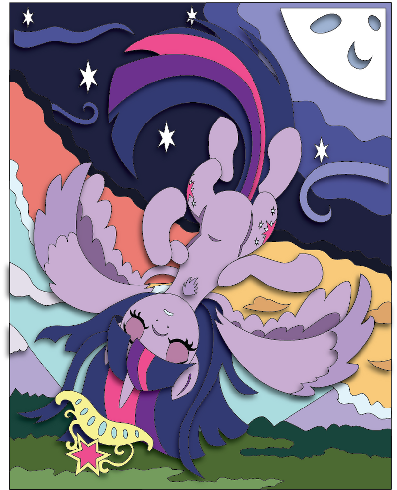 Babscon 2015 Exclusive: Part of the Plan Mock-up by The-Paper-Pony