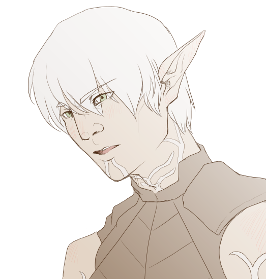 [DA2]: Fenris by smnius