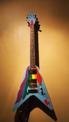 Rainbow Dash Flying V