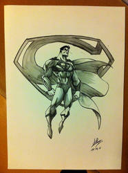 Superman by murrojp