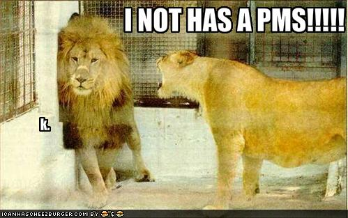 I NOT HAS A PMS by Yoshi-Amaterasu