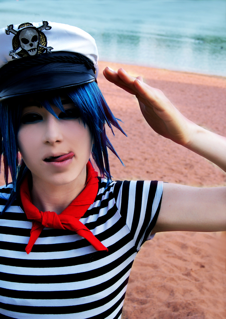 gorillaz cosplay 189 2d by murdoclein on deviantart