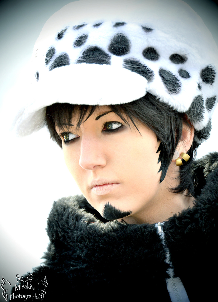 One Piece - Trafalgar Law Cosplay - I'll beat you by ...
