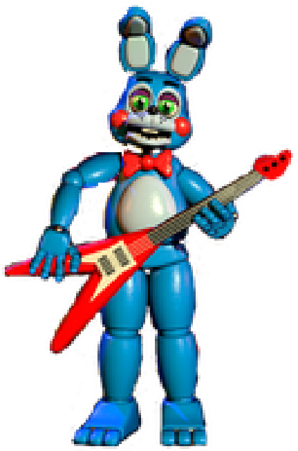 Toy bonnie play his guitar original joltgametravel by puglover114 on