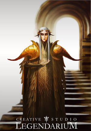 Thranduil concept art by LegendariumStudio
