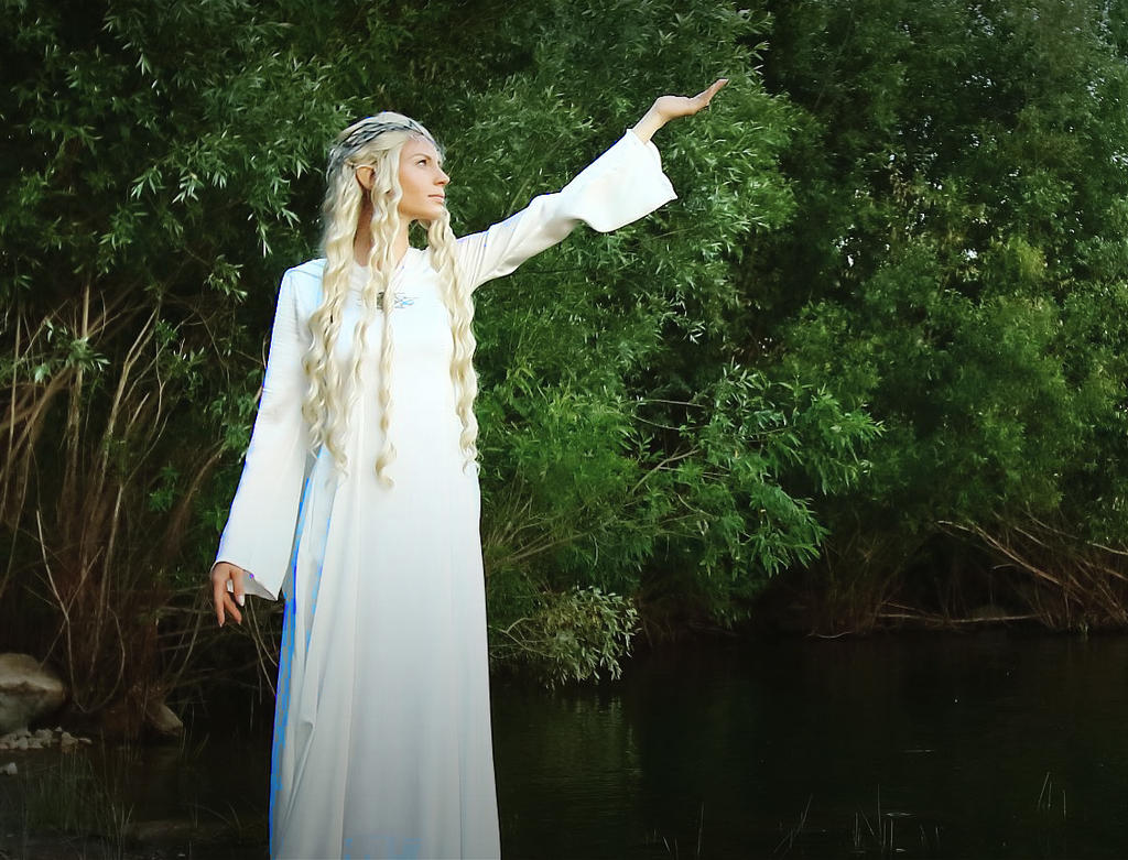 Galadriel promo by LegendariumStudio