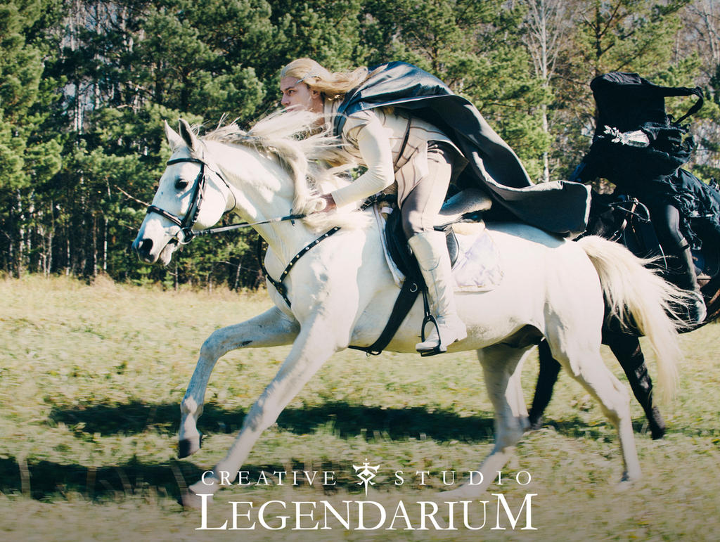 Glorfindel promo by LegendariumStudio