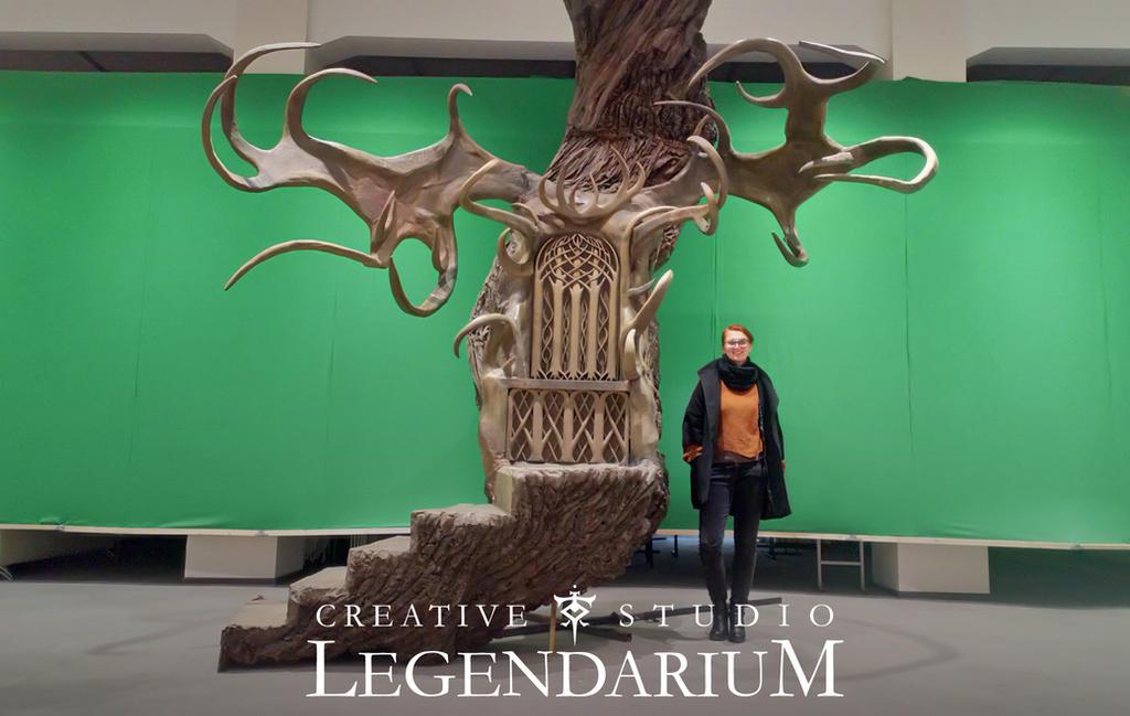 Thranduil Throne by LegendariumStudio