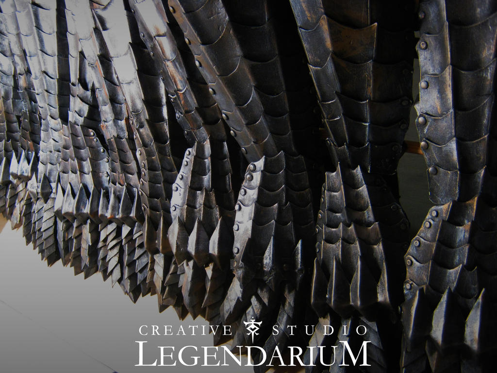Nazgul Armor by LegendariumStudio