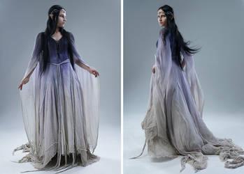 Ellerian Dress by LegendariumStudio