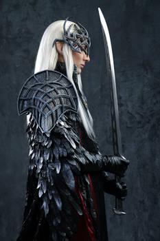 The Iron King armour