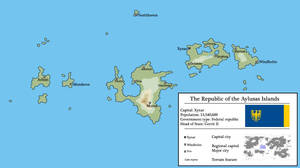 Aylusas Islands