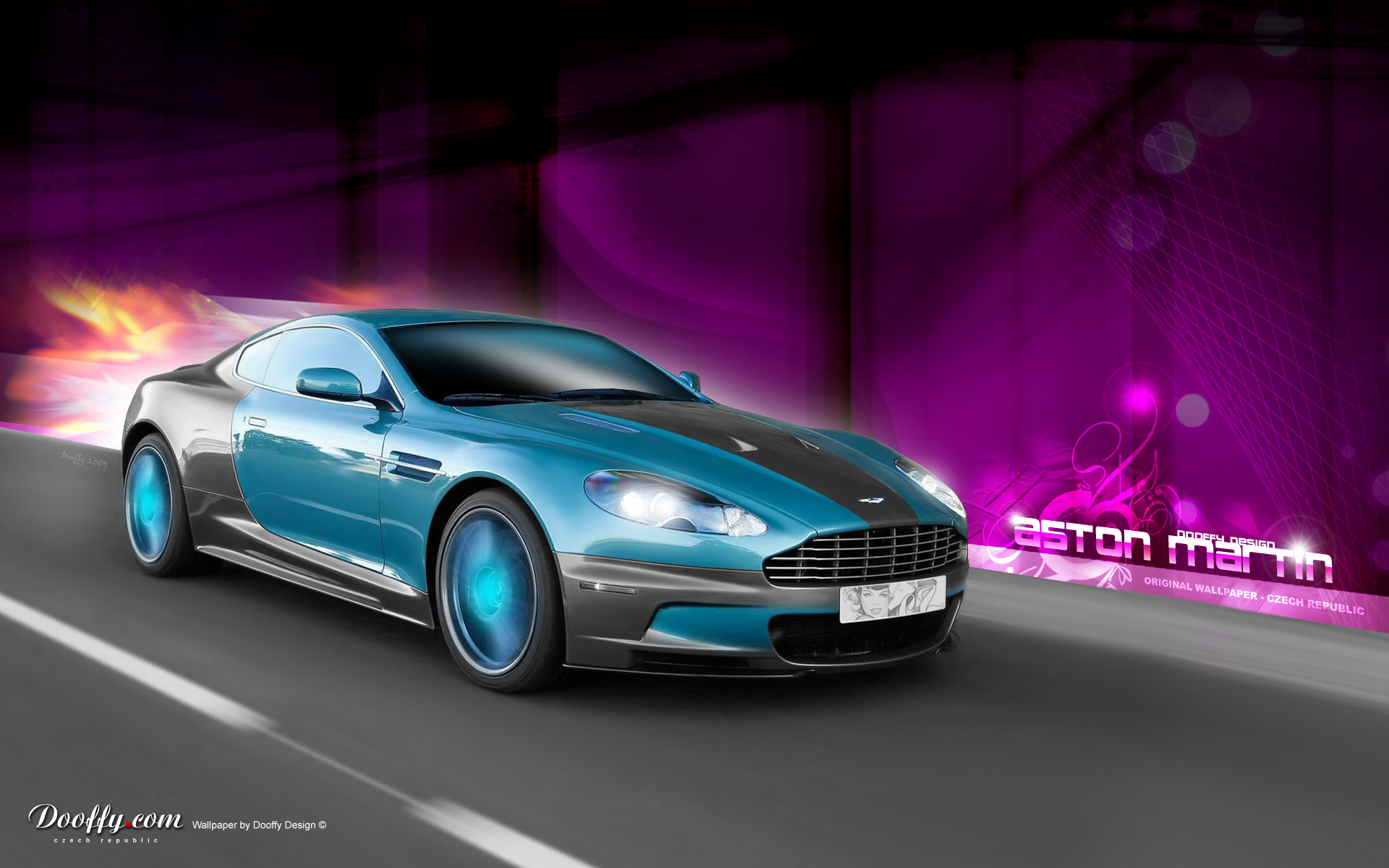 ASTON MARTIN - Wallpaper