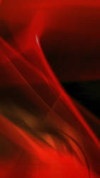 Wallpaper Samsung Galaxy S6 - Red Wave (by Dooffy) by Dooffy-Design