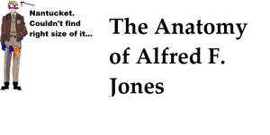 The Anatomy of Alfred F. Jones