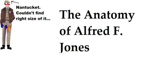 The Anatomy of Alfred F. Jones