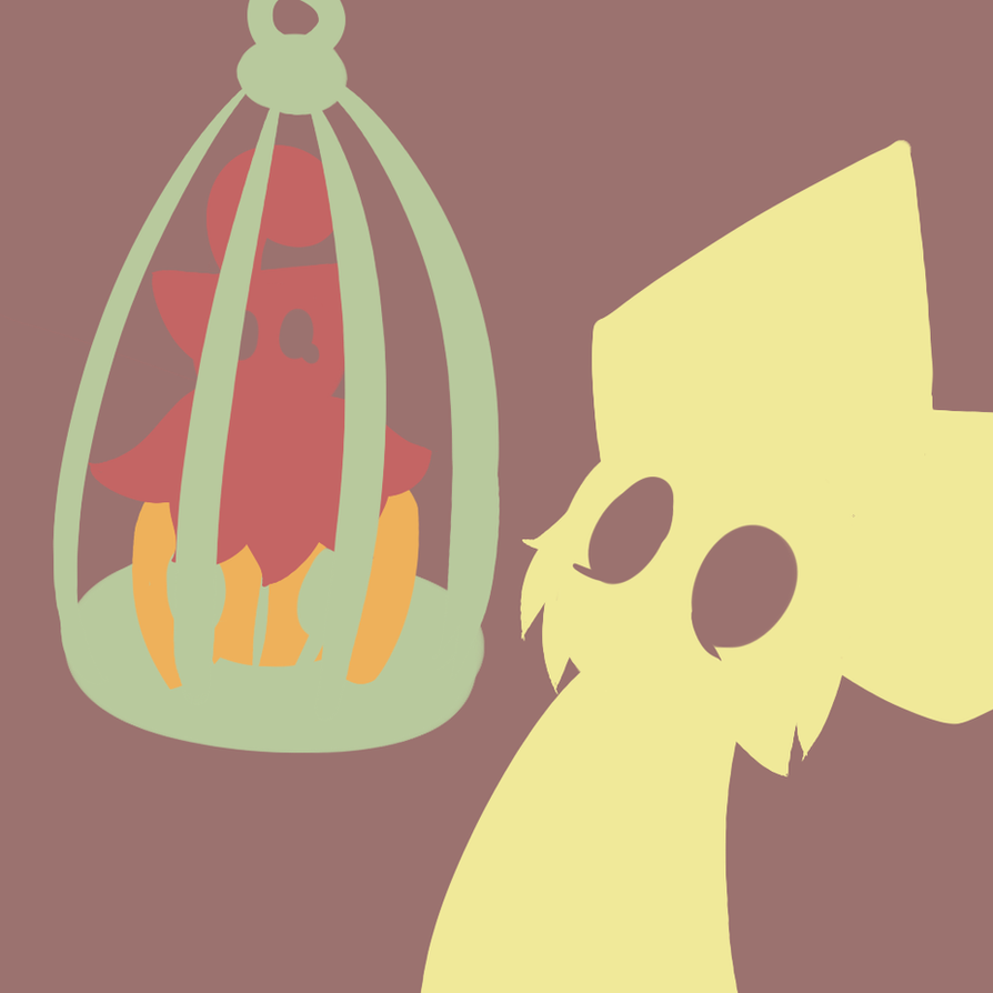 SM: IN A CAGE? by pichisi