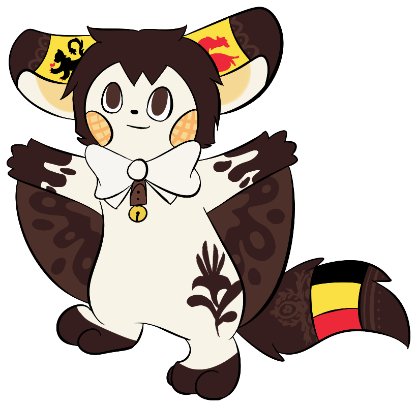 COTW: Robin the Belgium Worldchu by pichisi