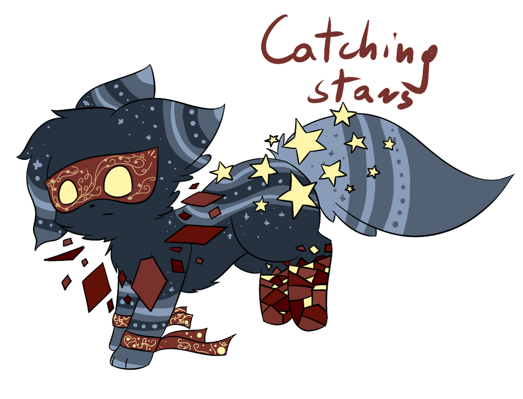 Catching Stars Vitri AUCTION [CLOSED] by pichisi