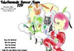 F2U Project - PokeDamsels (2) by BOUTHILLIERMarjo