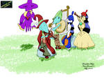 SES - Musicians playing by BOUTHILLIERMarjo