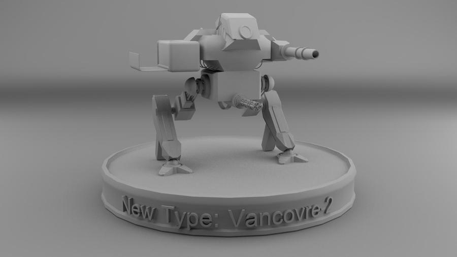 Vancover 2 (Close Up) by Diz-zy89