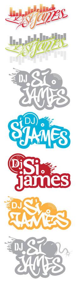 DJ logo Designs