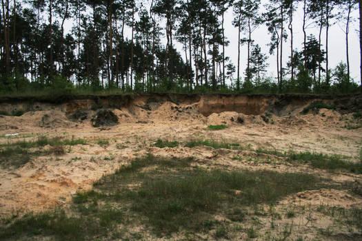 Sand pits 18
