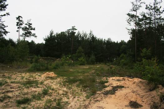 Sand pits 22