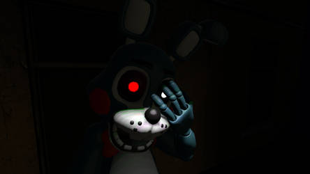 Rage Toy Bonnie? -lighting test