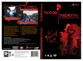 Blood Frontier cover