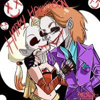 Happy Halloween by CharlotteRay